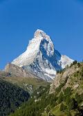 The majestic Matterhorn — Stock Photo
