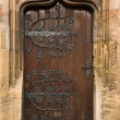 Stock Photo: Beautiful old door