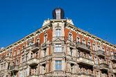 Berlin eski ev — Stok fotoğraf