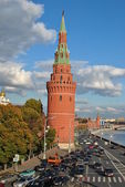 Tower of the Moscow Kremlin — Fotografia Stock