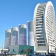 Stock Photo: Modern high-rise apartment buildings in Moscow.