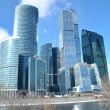 Stock Photo: Moscow Business Center