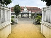 Java джокьякарта дворца кратон — Стоковое фото