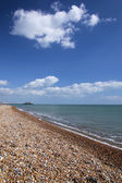 Brighton beach west sussex — Stock Photo
