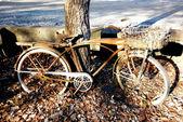 Eski motor — Stok fotoğraf