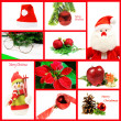 Christmas Collage — Stock Photo #5213562
