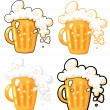 Beer — Vector de stock #5326038
