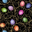 Royalty-Free Stock Vector Image: Easter seamless