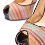 Women's shoes — Stock Photo