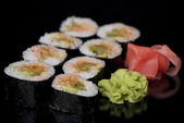 Kit sushi — Stock Photo