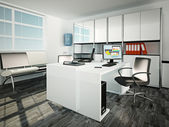 Office room — Stock Photo