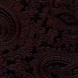 ストック写真: Brown leather texture with floral pattern