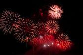 Holiday firework. — Stock Photo