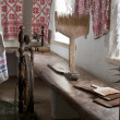 Ukrainian interior. - Stock Photo