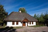 Ukrainian house. — Stock Photo