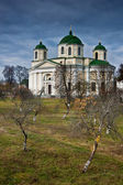 Spaso-Preobrazhenskiy church. — 图库照片