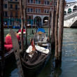 Gondel in Venedig — Stock Photo