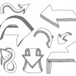 Arrows — Stock Vector #4471552