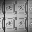 Safes — Stock Photo