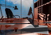 Büro — Stockfoto