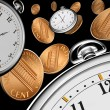 Time is money — Stockfoto #4775405