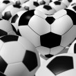 Soccer balls — Stock Photo #4937583