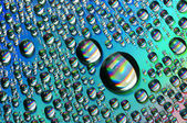 Waterdrops — Stock Photo