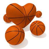 Basketbal — Stockfoto