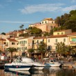 Porto Azzurro At Sunset — Stock Photo
