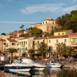 Porto Azzurro At Sunset — Stock Photo #4059656