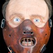 Convict With Iron Mask - Stock Photo