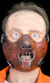 Convict With Iron Mask — Stock Photo