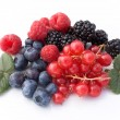 Red Soft Fruits - Stock Photo