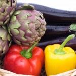 Vegetables Mix — Stock Photo #4096015