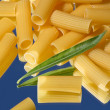 Stock Photo: Past- Rigatoni