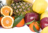 Owoce wymieszać — Zdjęcie stockowe