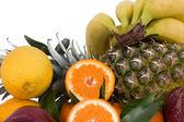 Owoce zbliżenie — Zdjęcie stockowe