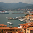 Stock Photo: View Of Portoferraio, ElbIsland