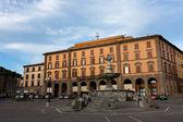 Piazza Della Rocca - Viterbo, Italy — Stock Photo