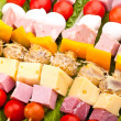 Appetizers Mix — Stock Photo #5165850