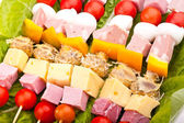 Appetizers Mix — Stock Photo