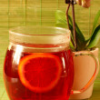 Hibiscus Tea — Stock Photo #4518979