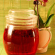 Hibiscus Tea — Stock Photo #4519017
