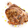 Stock Photo: Pork leg roast