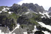 Albanian Alps — Stock Photo