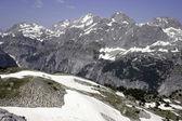 Albanian Alps — Stock Photo