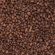 Roasted coffee beans background — Stock Photo #5313240