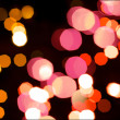 Royalty-Free Stock Photo: Urban night bokeh