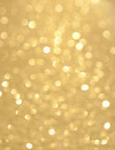 Abstract background of holiday glittering lights — Stock Photo