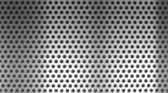 Metallo forata o perforata sfondo griglia — Foto Stock